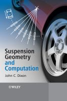 Cover image for Suspension geometry and computation