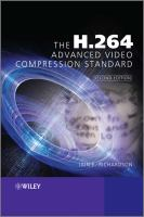 Cover image for The H.264 advanced video compression standard