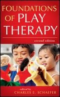 Cover image for Foundations of play therapy