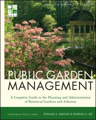 Cover image for Public garden management
