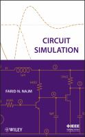 Cover image for Circuit simulation