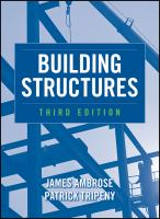 Cover image for Building structures