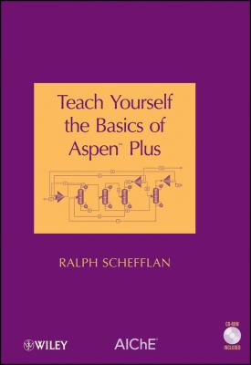 Cover image for Teach yourself the basics of Aspen plus
