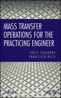 Cover image for Mass transfer operations for the practicing engineer