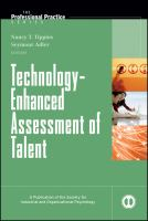 Cover image for Technology-enhanced assessment of talent