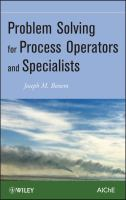 Cover image for Problem solving for process operators and specialists