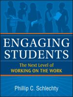 Cover image for Engaging Students : The Next Level of Working on the Work