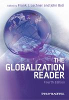 Cover image for The globalization reader