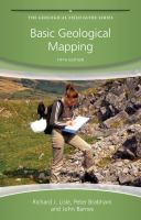 Cover image for Basic geological mapping