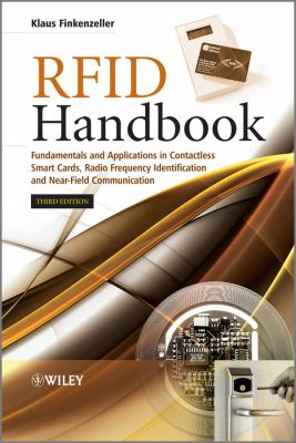 Cover image for RFID Handbook : fundamentals and applications in contactless smart cards, radio frequency identification and near-field communication