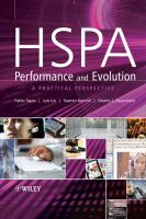 Cover image for HSPA performance and evolution : a practical perspective