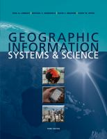 Cover image for Geographic information systems & science