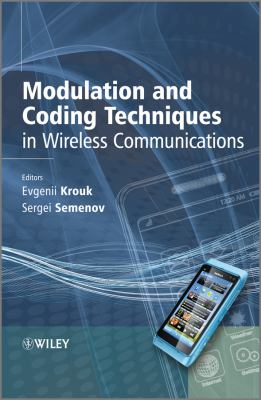 Cover image for Modulation and coding techniques in wireless communications