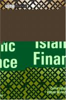 Cover image for An introduction to Islamic finance : theory and practice