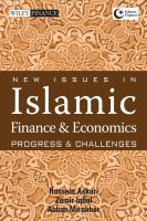 Cover image for New issues in Islamic finance and economics : progress and challenges