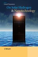 Cover image for On solar hydrogen & nanotechnology