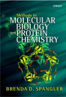 Cover image for Methods in molecular biology and protein chemistry : cloning and characterization of an enterotoxin subunit