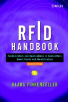 Cover image for RFID handbook :  fundamentals and applications in contactless smart cards and idenficiation
