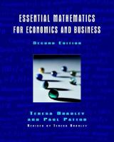 Cover image for Essential mathematics for economics and business
