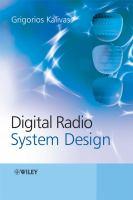 Cover image for Digital radio system design