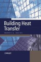 Cover image for Building heat transfer
