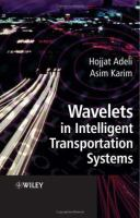 Cover image for Wavelets in intelligent transportation systems