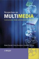 Cover image for Perspectives on multimedia : communication, media and information technology