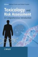 Cover image for Toxicology and risk assessment : a comprehensive introduction