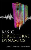 Cover image for Basic structural dynamics