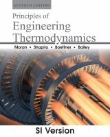 Cover image for Principles of engineering thermodynamics