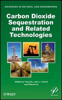 Cover image for Carbon dioxide sequestration and related technologies