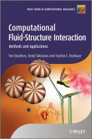Cover image for Computational fluid-Structure interaction : methods and applications