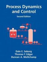 Cover image for Process dynamics and control
