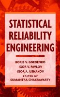 Cover image for Statistical reliability engineering