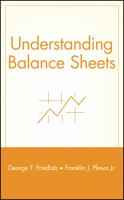 Cover image for Understanding balance sheets