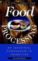 Cover image for Food processing : an industrial powerhouse in transition