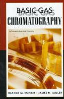 Cover image for Basic gas chromatography