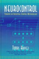 Cover image for Neurocontrol : towards an industrial control methodology