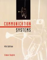 Cover image for Communication systems