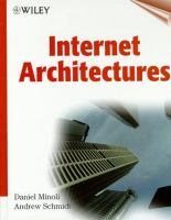 Cover image for Internet architectures