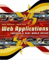 Cover image for Web applications : concepts and real world design