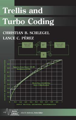 Cover image for Trellis and turbo coding