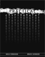 Cover image for Practical cryptography