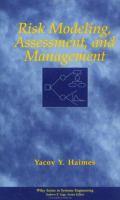 Cover image for Risk modeling, assessment and management
