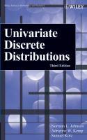 Cover image for Univariate discrete distributions