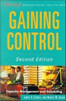 Cover image for Gaining control : capacity management and scheduling