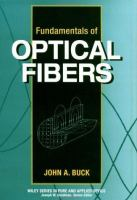 Cover image for Fundamentals of optical fibers