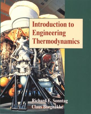 Cover image for Introduction to engineering thermodynamics