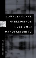 Cover image for Computational intelligence in design and manufacturing