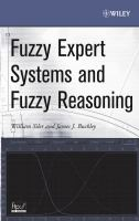 Cover image for Fuzzy expert systems and fuzzy reasoning